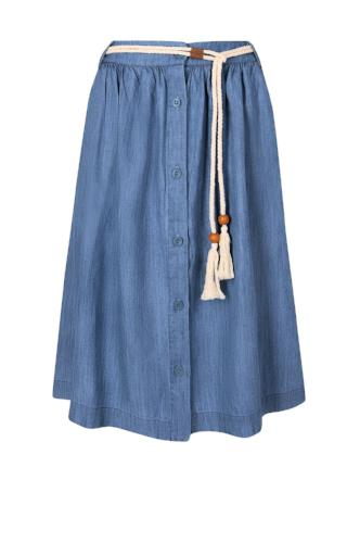 Vasco Denim Skirt - Issara Fairtrade