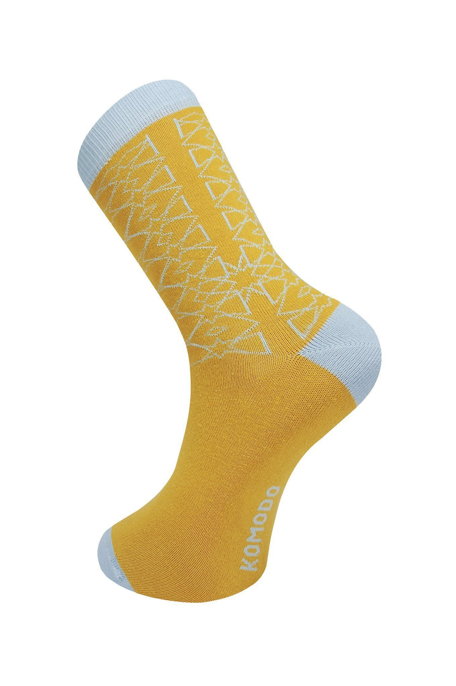 Womens Organic Socks Ranjeh Gold - Issara Fairtrade