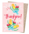 Thankyou Blush Card - Issara Fairtrade