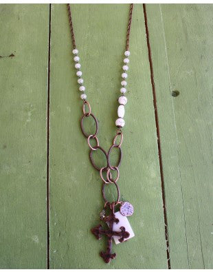 Madison Necklace - Antler Road