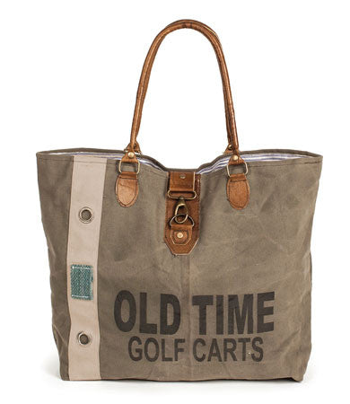 OLD TIME CANVAS BAG - Antler Road