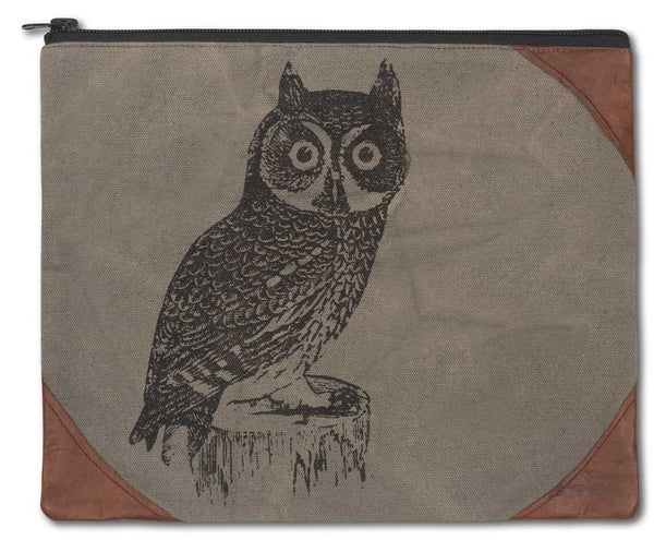 Owl Travel Bag - Antler Road