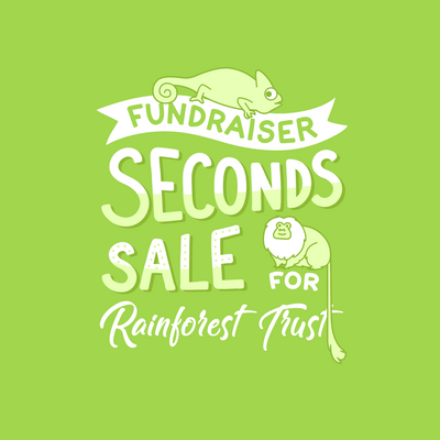 Seconds Sale for Rainforest Trust