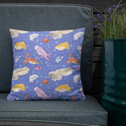 Cuttlefish Pillow