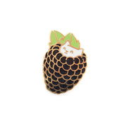 Blackberry Cat Pin - Oh Plesiosaur