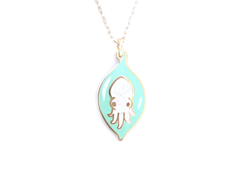 Cuttlefish Egg Necklace - Oh Plesiosaur