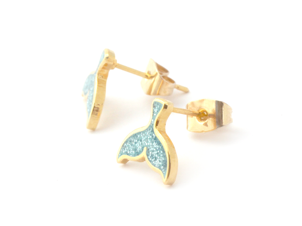 Mermaid Earrings - Oh Plesiosaur