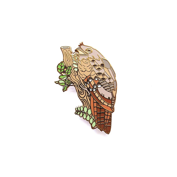 Frogmouth Pin - Oh Plesiosaur