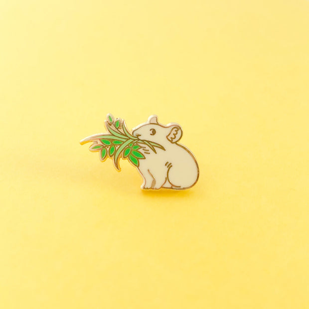 Mini Pika Pin - Oh Plesiosaur