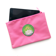Succulent Society Zip Pouch