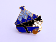 Loki Pin - Tagine Thief - Oh Plesiosaur