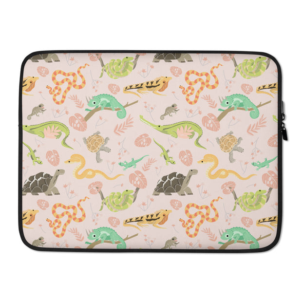 Reptile Laptop Sleeve