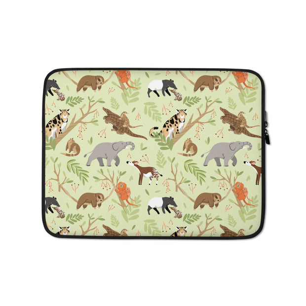 Rainforest Laptop Sleeve