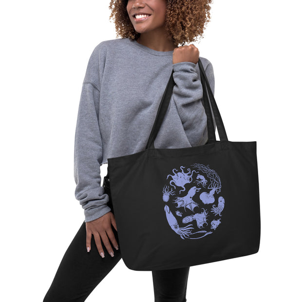 Deep Sea Cephalopods Tote