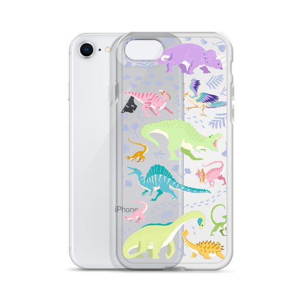 Dinosaur iPhone Case
