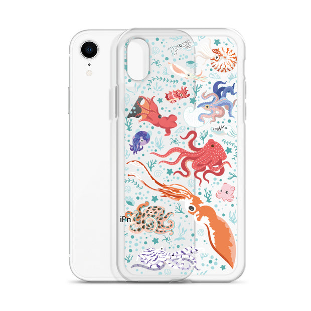 Cephalopod iPhone Case