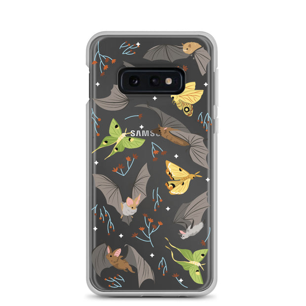 Bats & Moths Samsung Case