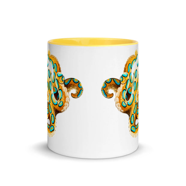 Blue-Ringed Octopus Mug