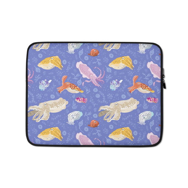 Cuttlefish Laptop Sleeve