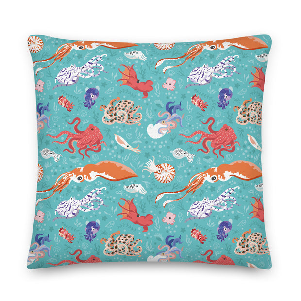 Cephalopod Pillow