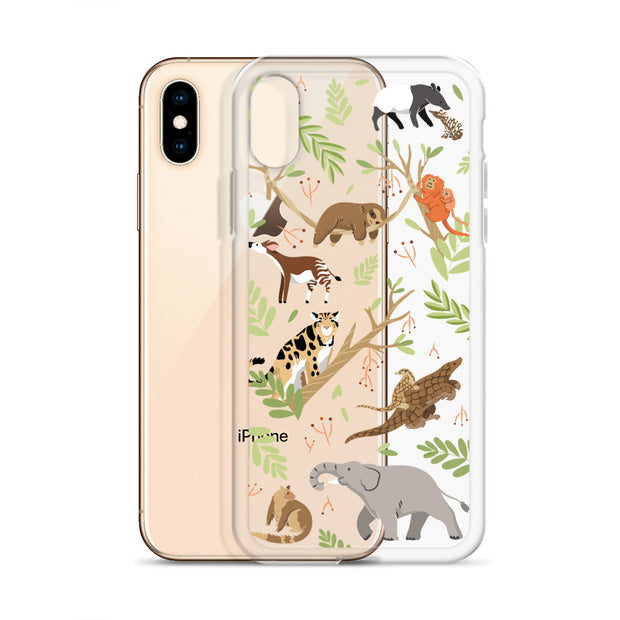 Rainforest iPhone Case