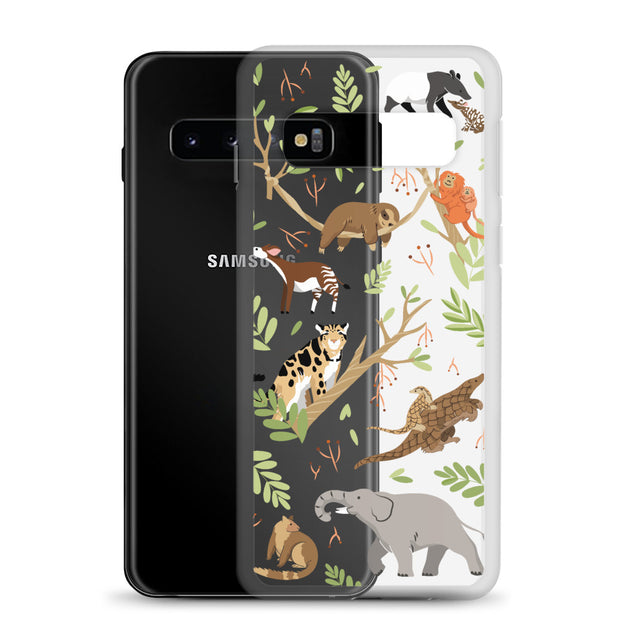 Rainforest Samsung Case