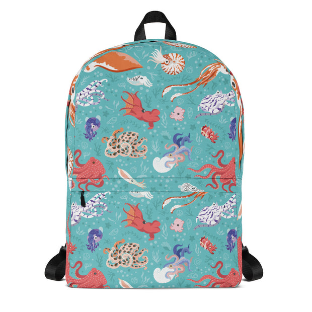 Cephalopod Backpack