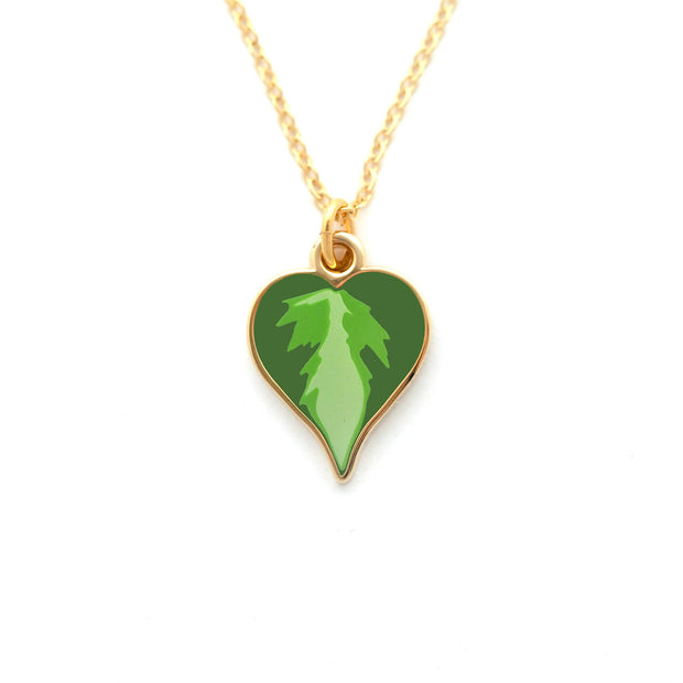 Philodendron Brasil Necklace