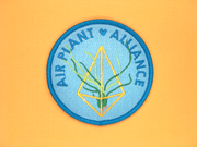 Air Plant Alliance Patch - Oh Plesiosaur