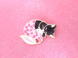 Seconds Sale - Pink Purrmaid Pin
