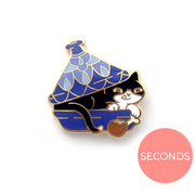 Seconds Sale - Loki Pin (Tagine Thief) - Oh Plesiosaur