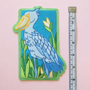 Giant Shoebill Patch - Oh Plesiosaur