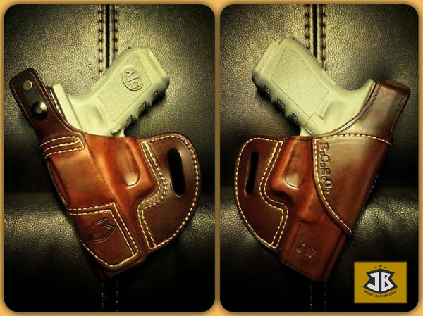 Avenger Style Holster with a Thumb Break