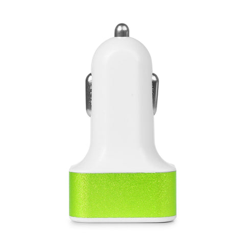 Universal LED Car Charger Mini USB 3-Port Adapter For Apple iPhone Samsung HTC