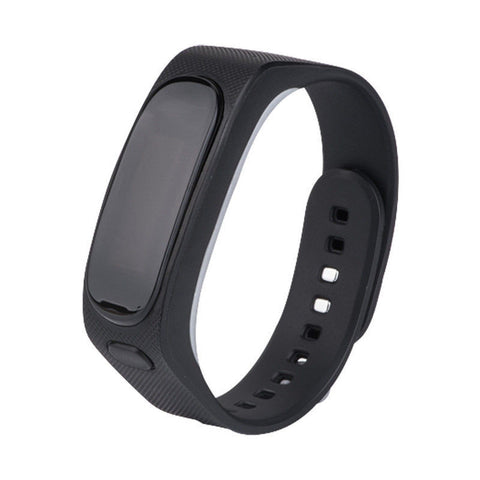 Bluetooth Smart Watch Wrist Bracelet Sport Headset Talk Band Wireless Earphone