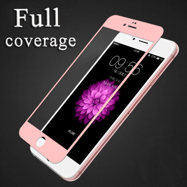 HD Full Coverage Temper Glass Film Screen Protector for iPhone 6/6plus