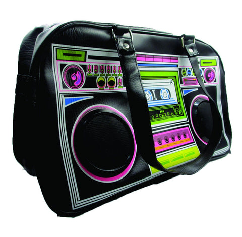 HANDBAG portable Speaker music player from phone, USB flash,TF flash, MAKE CALLS