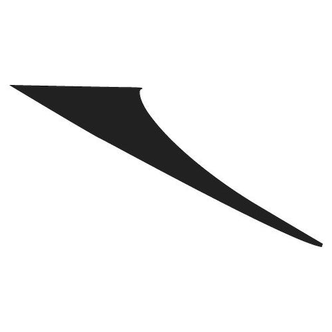 Front Sail for Canard - Black
