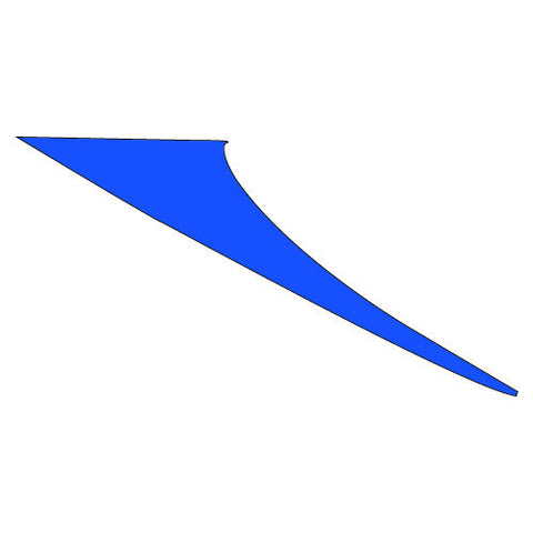 Front Sail for Canard - Blue