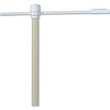 Heavy Duty Banner Pole - 18 ft.