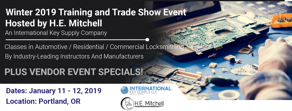Winter 2019 Training and Trade Show Event