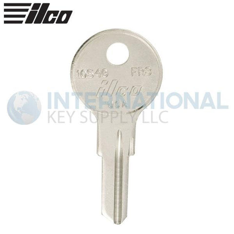 ILCO 1054G FR3 Fort Cam Locks Key Blank K54G - 10 Pack