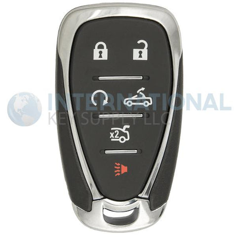 Chevrolet 6 Button Smart Proximity Key 433MHz HYQ4EA 13508780