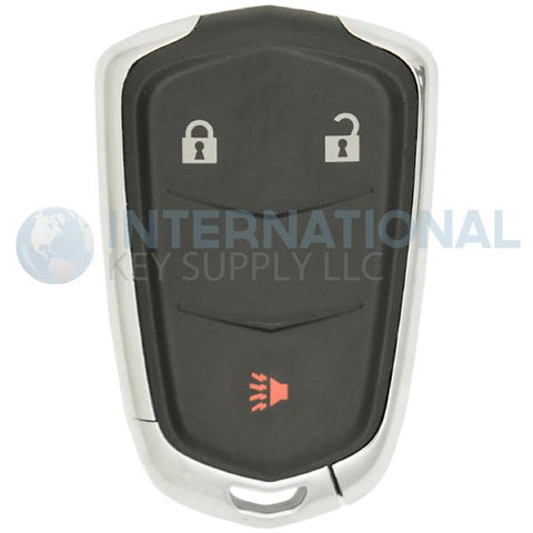 Cadillac 3 Button Proximity Smart Key 315MHz HYQ2AB 13580797