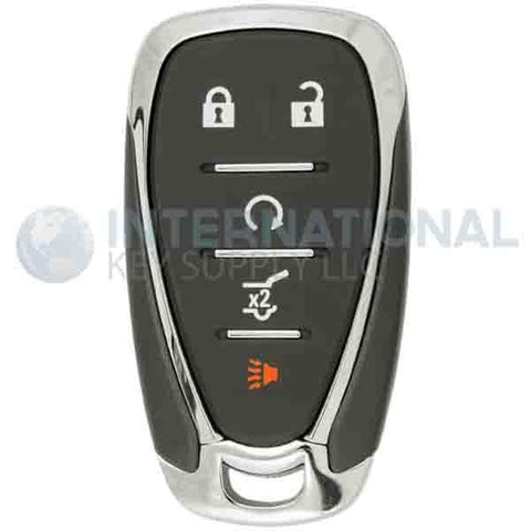 Chevrolet 5 Button Smart Proximity Key 433 MHz HYQ4EA 13519188