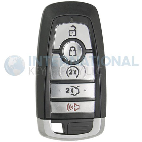 Mustang 5 Button Proximity Smart Key Gen 5 PEPS M3N-A2C931426 / 164-R8162