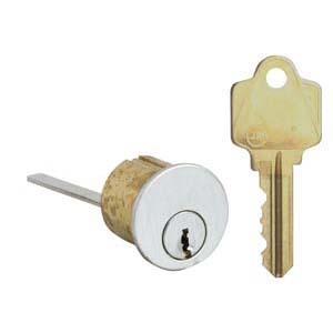 Arrow Key In Knob or Lever Cylinder 5pin 26d