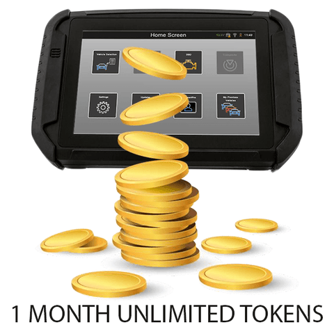 Advanced Diagnostics Smart Pro MVP Unlimited Token Plan UTP - 1 Month