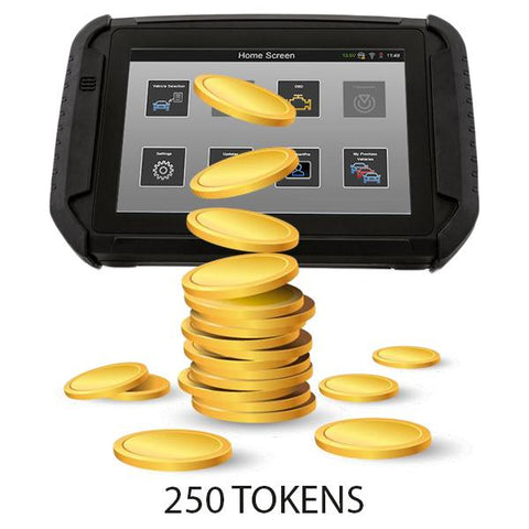 250 Tokens for MVP Pro / Smart Pro - $13 per token