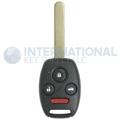 Super Key Honda 4 Button Remote Head Key MLBHLIK-1T 35118-TE0-A10